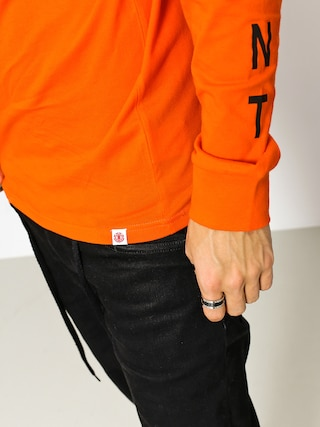 Longsleeve Element Future Nature Ftm (hazard orange)