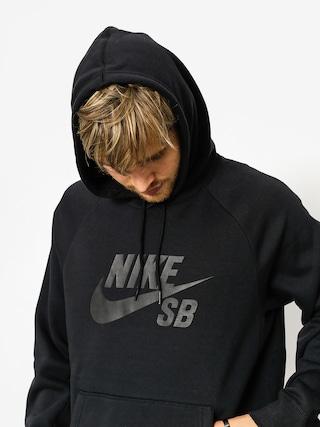 Bluza z kapturem Nike SB Sb Icon HD (black/black)