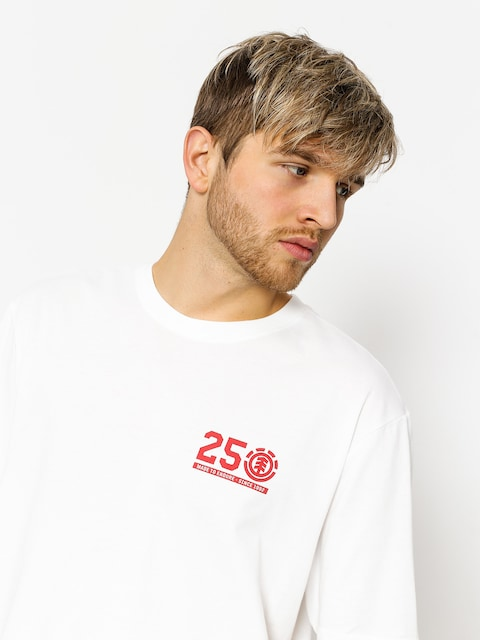 T-shirt Element 25 Year (optic white)