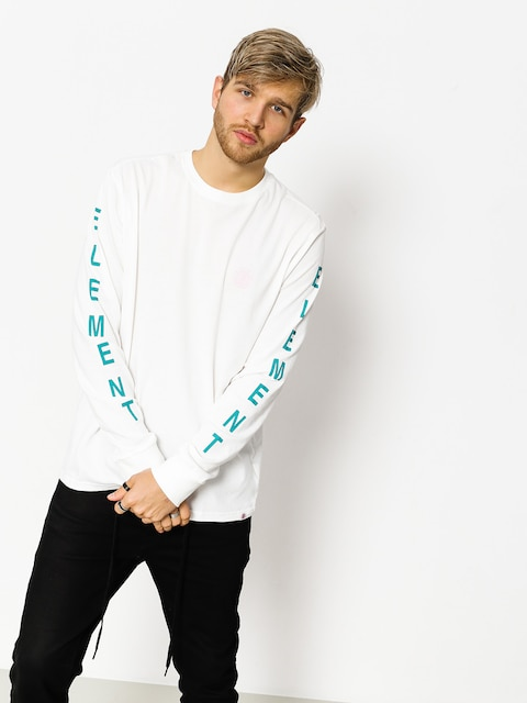 Longsleeve Element Future Nature Ftm (optic white)