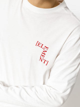 Longsleeve Element Infared (optic white)