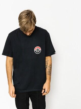 T-shirt Element Pivot (flint black)