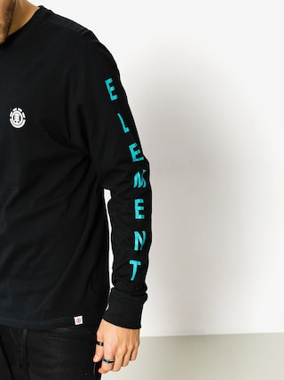 Longsleeve Element Future Nature Ftm (flint black)