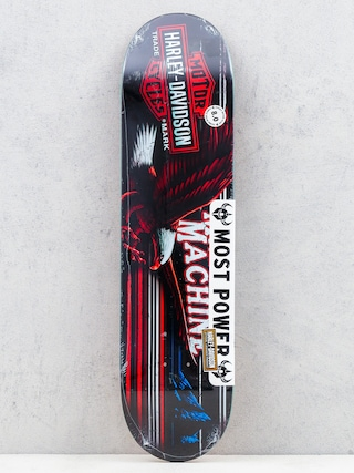 Deck Darkstar Harley Davidson Highway Hyb (red/white/blue)