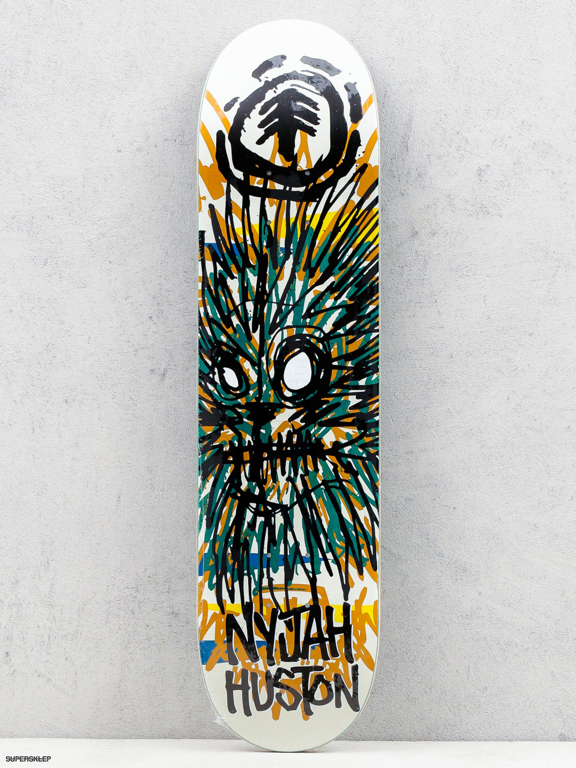 Deck Element Fos Nyjah Lion