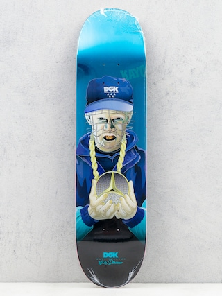 Deck DGK Desarmo G Killers Foil (teal/multi)