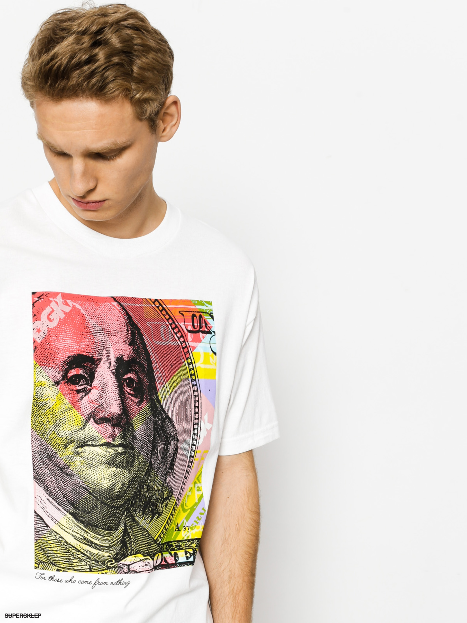 T-shirt DGK New Money (white)