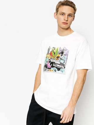 T-shirt DGK Trap (white)