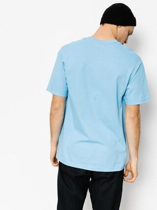 T-shirt DGK High Rollers (carolina blue)