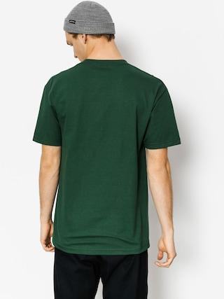 T-shirt DGK Countin Loot (forest green)