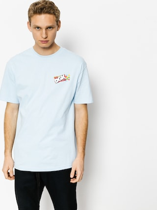T-shirt DGK Street Candy (powder blue)