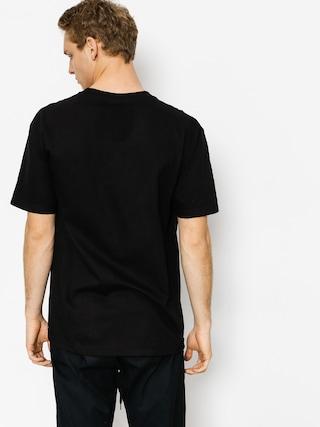 T-shirt DGK Tatted (black)