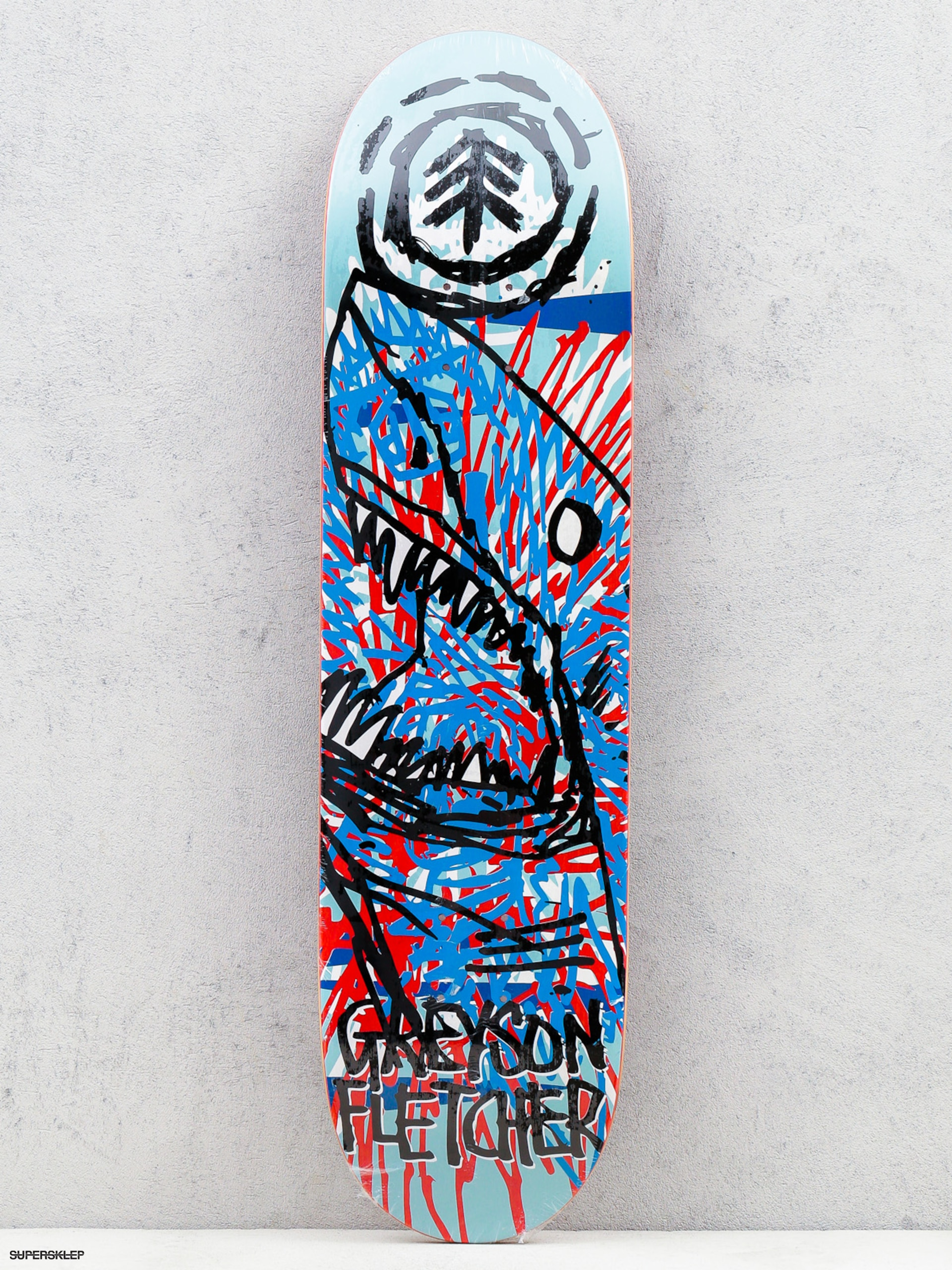 Deck Element Fos Greyson Shark