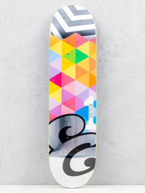 Deck Expedition One Hoyle Fractal (black/silver/multi)