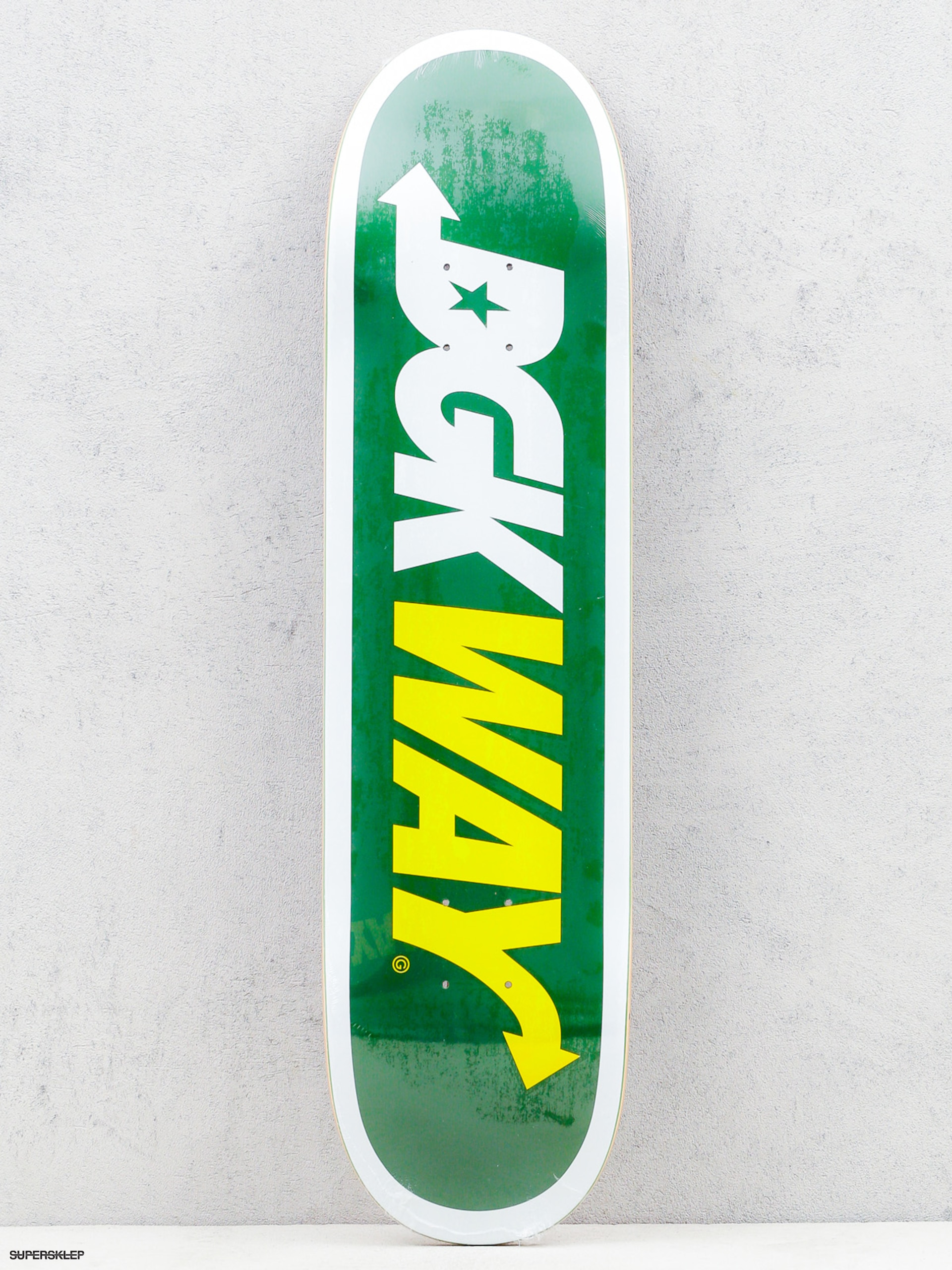 Deck DGK Dgk Way (white/green)
