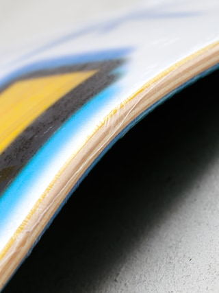 Deck DGK Airbrush Dane (white/multi)