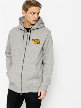 Bluza z kapturem Volcom Shop ZHD (gry)