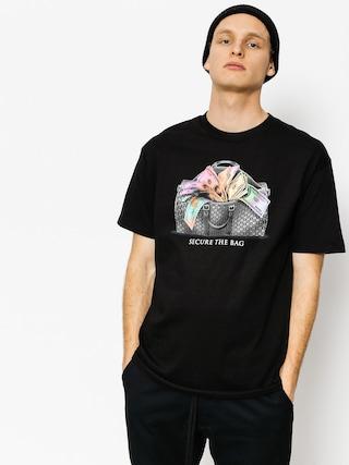 T-shirt DGK Secure (black)