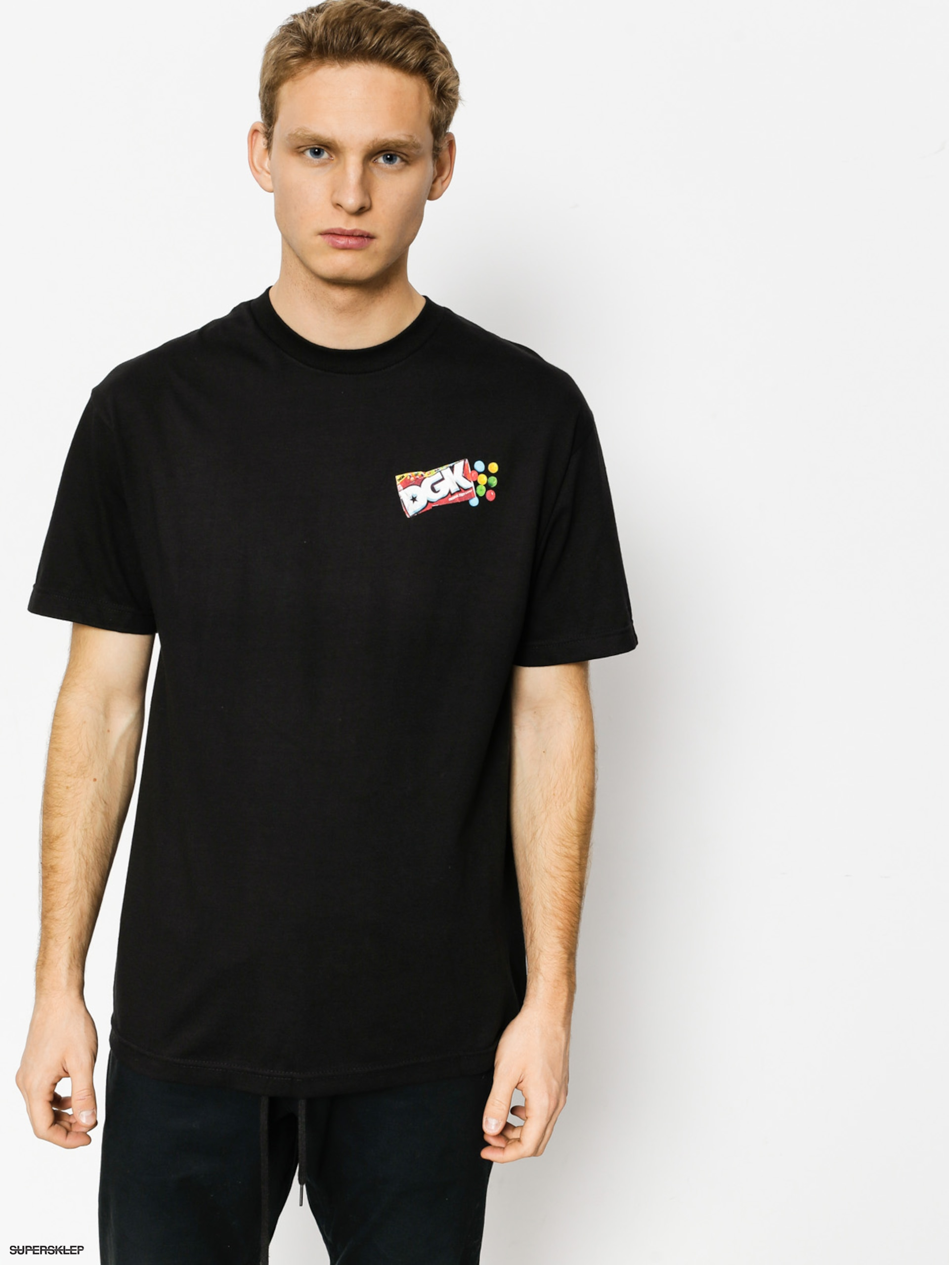 T-shirt DGK Street Candy (black)