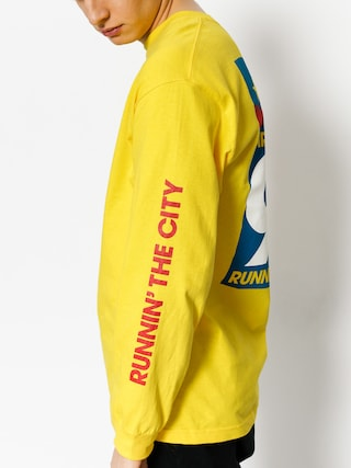 Longsleeve DGK Runnin Sheet (yellow)