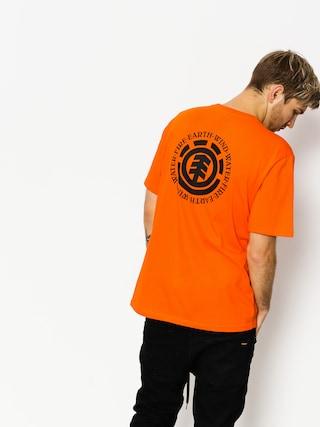 T-shirt Element Seal Ftm (hazard orange)