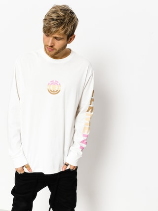 Longsleeve Element Popsicle Ftm (optic white)