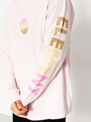 Longsleeve Element Popsicle Ftm (rose quartz)
