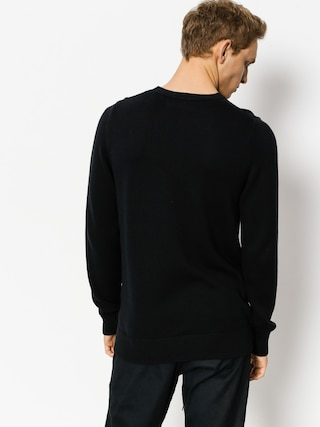 Sweter Nike SB Everett Crew (black/black)