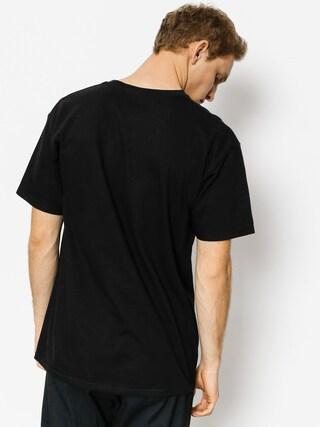 T-shirt Spitfire Big Head Fill (black/red)