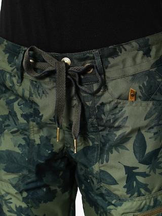 Spodnie snowboardowe Roxy Rifter Printed Wmn (sylvan forest)