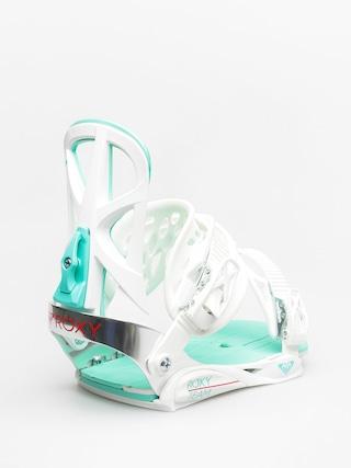 Wiązania snowboardowe Roxy Team Wmn (white)
