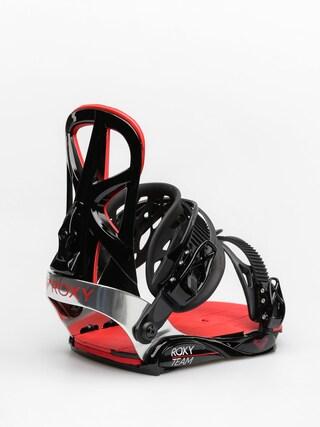 Wiązania snowboardowe Roxy Team Wmn (black)