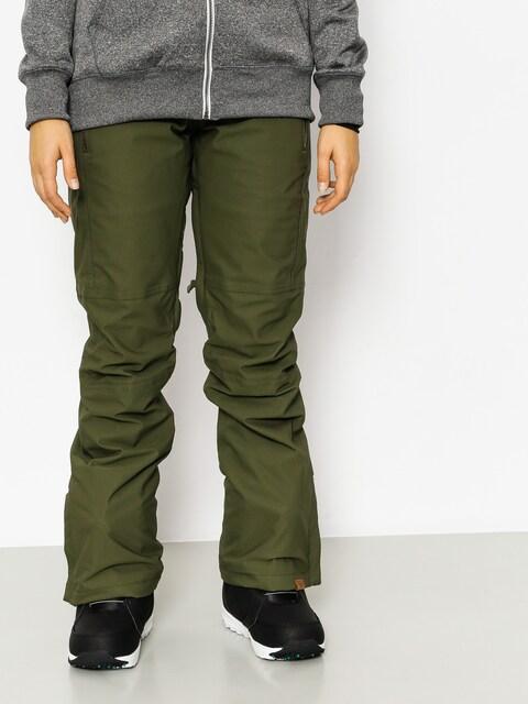 Spodnie snowboardowe Roxy Cabin Wmn (dust ivy)