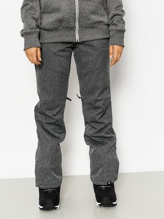 Spodnie snowboardowe Roxy Winterbreak Wmn (herringbone grey)