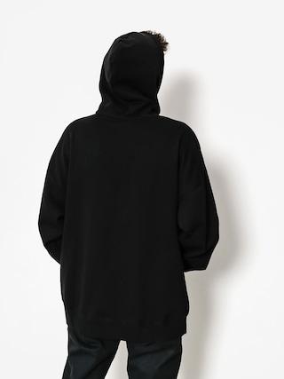 Bluza z kapturem K1x Noh Patch HD (black)