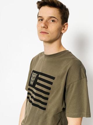 T-shirt K1x Noh Flag (tarmac)