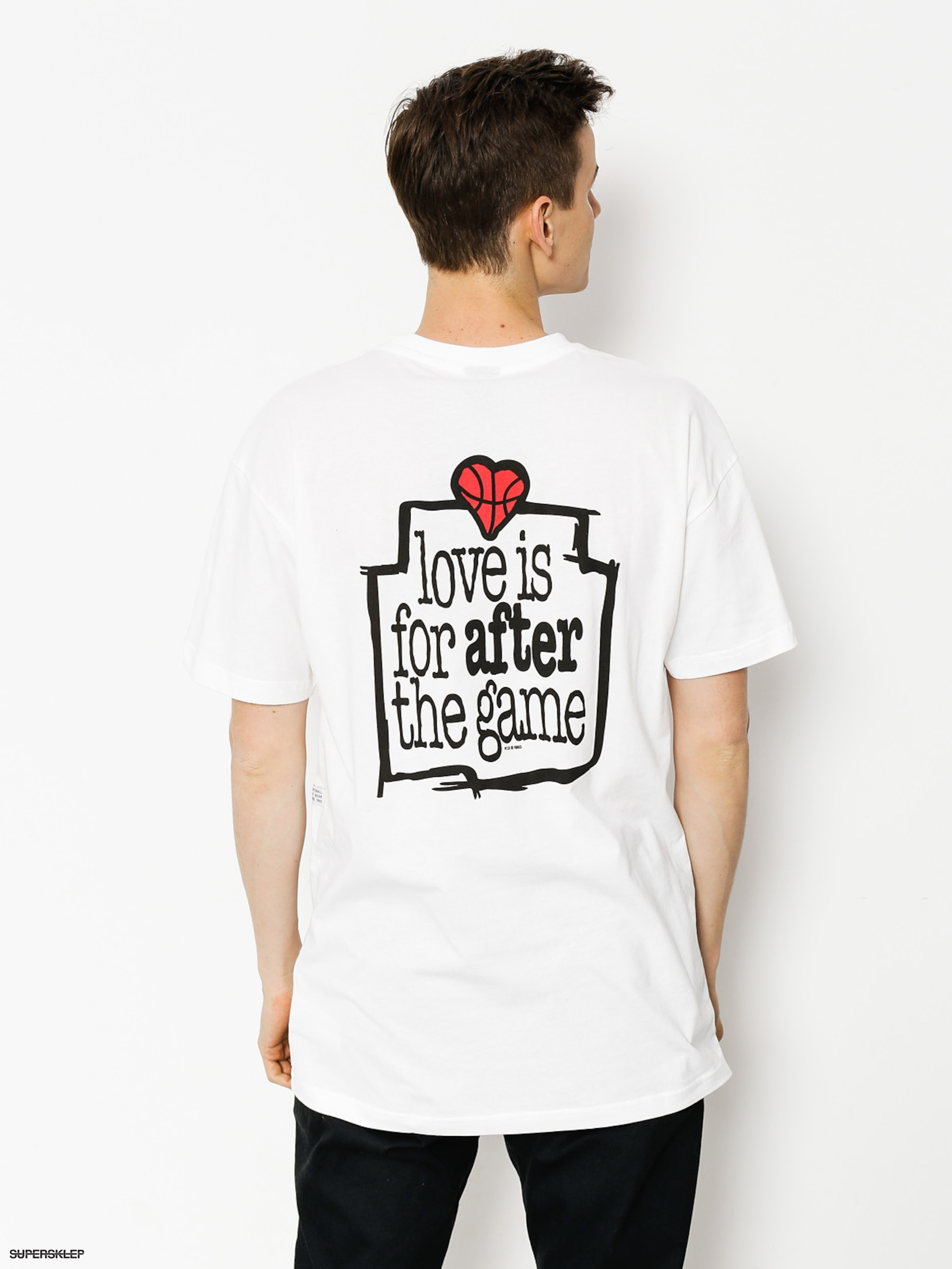 T-shirt K1x Love Is For After (white)
