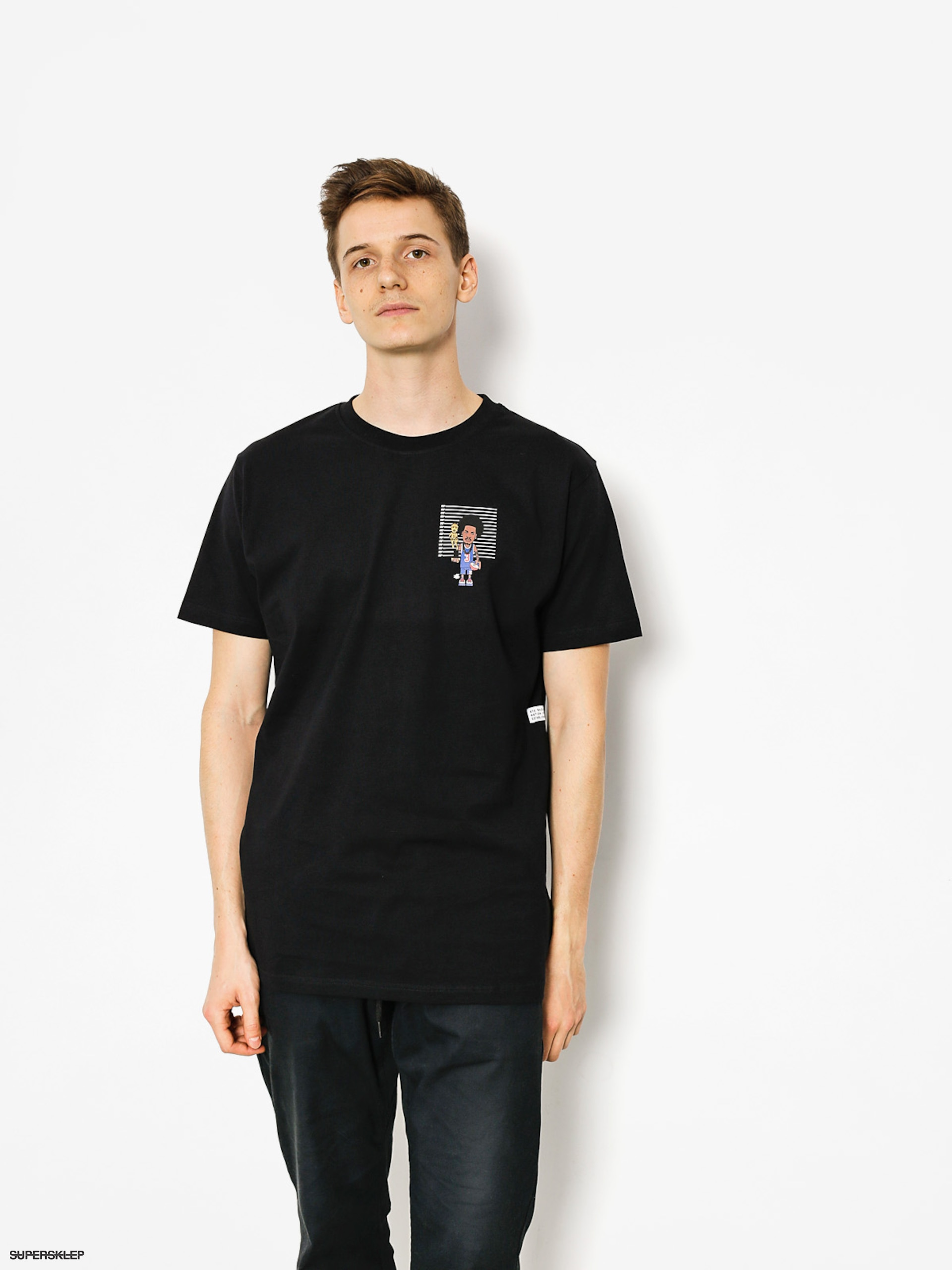 T-shirt K1x Lt Philly (black)