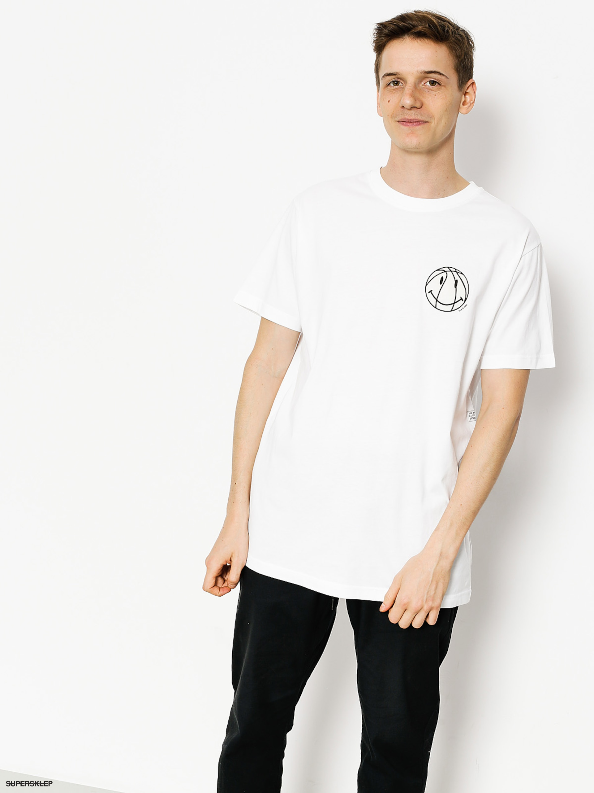 T-shirt K1x Smile Tee (white)
