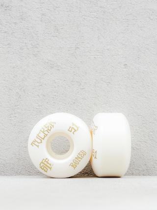 Kółka Bones Tucker Title Streettech Formula V1 (white/gold)