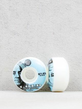 Kółka Gold Wheels New Money (white/blue)