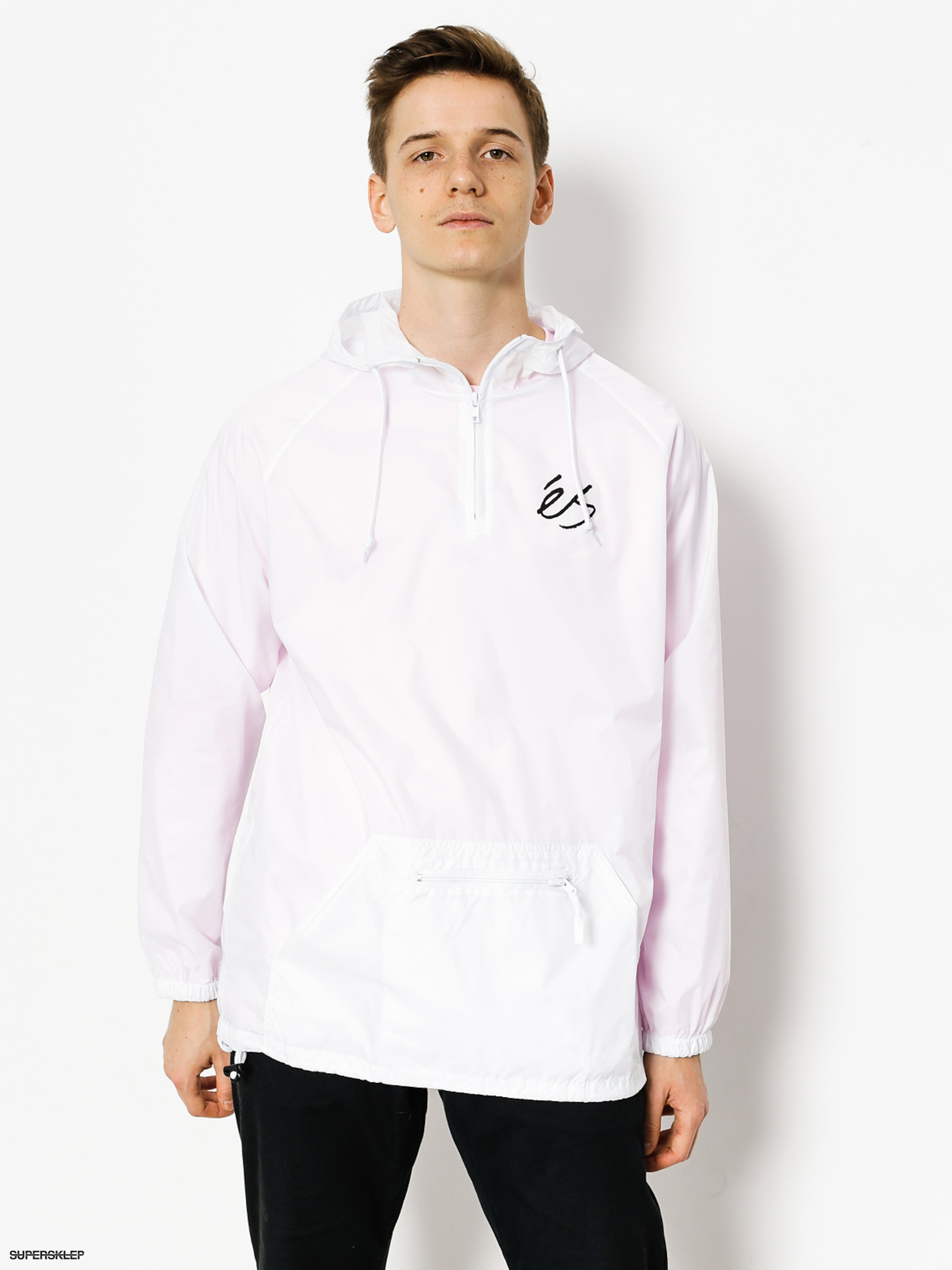 Kurtka Es Packable Anorak (white)