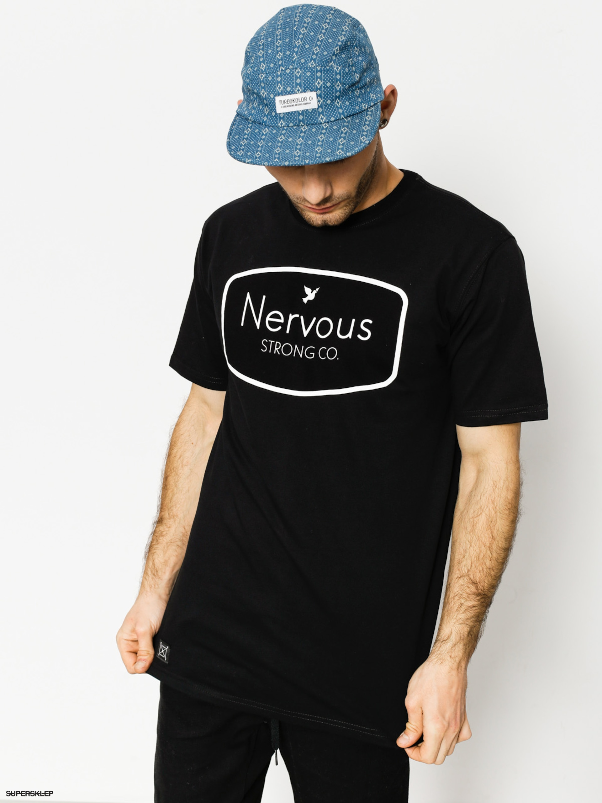 T-shirt Nervous Ad