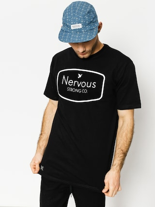 T-shirt Nervous Ad (black)