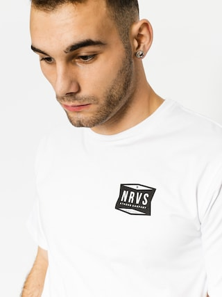 T-shirt Nervous Shop (white)