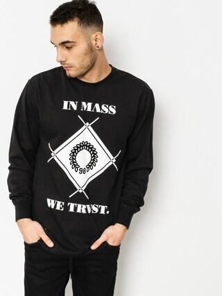 Longsleeve MassDnm Boss (black)