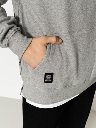 Bluza z kapturem MassDnm Traces HD (light heather grey)
