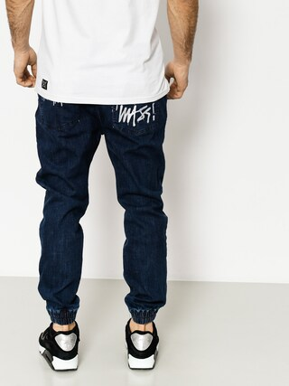 Spodnie MassDnm Drip Top Joggers Jeans (rinse)