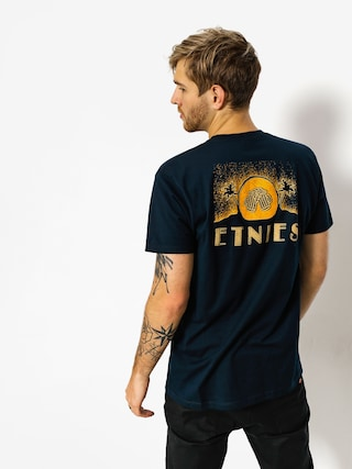T-shirt Etnies Tropical Cheers (navy)