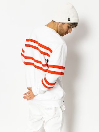 Bluza Prosto Old School Stripes (white)